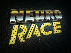 Neuro Race #metal #paint