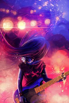 Rocker #design #illustration #era #poster #art #new