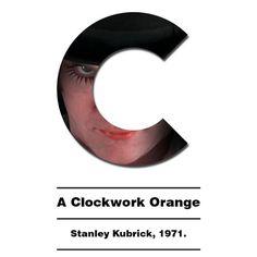 A Clockwork Orange, Stanley Kubrick, (1971.) #moviebeticallist #cultmovies #clockworkorange #stanleykubrick