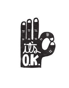 IT'S OKAY by Matthew Taylor Wilson