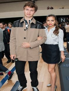 A Beige Color Cotton Jacket is the best for this season. Famous Celebrity, Ansel Elgort looks great in this Premium Stitched Jacket. Buy Now #anselelgort #anseleelgortjacket #cottonjacket #beigejacket #celebrityjacket #love #fashion #summer #spring #summerfashion