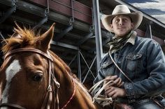 Ivan Lesko - Tye #photography #cowboy #rodeo