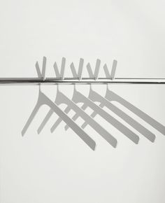 http://blog.leibal.com/products/hanger-doe/ #hangers #design #hanger #minimal