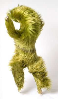 Nick Cave and the Soundsuits #fashion #costume #monster #art