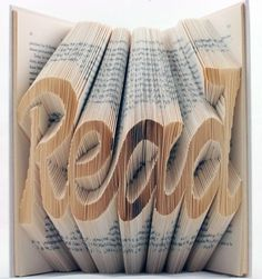 All sizes | Read Cursive | Flickr - Photo Sharing! #sculpture #salazar #isaac #book #read #type