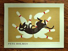 Pete Holmes #logo
