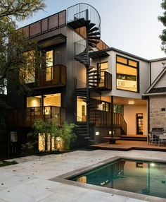 Headmaster's House / Jobe Corral Architects