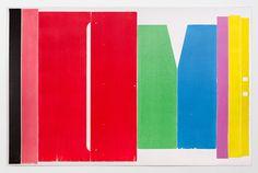 andrea buttner, color, shape, box, art, fine art, bold