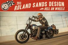 Hell on Wheels Softail