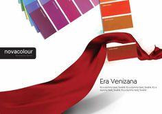 Nova Colours Decorative Paints on Behance