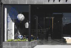 Angle by Studio SP–GD #logo #logotype #glass #print #graphic design