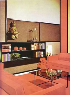 WANKEN - The Blog of Shelby White » The Interiors of Mid-Century Modern #interior design #vintage #midcentury modern
