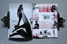 Foam Symmetry Magazine | Gavin Joule Design