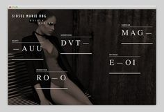 Websites We Love #based #design #grid #webdesign #fashion #web