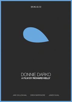 Donnie Darko #sandra #guerrero #cinema #donnie #minimal #poster #darko #films