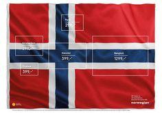 The Flag of Flags, Norwegian
