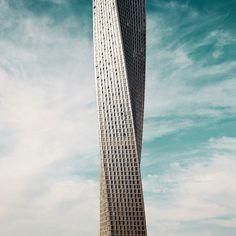 Flickr Finds. No 28 #urban #geometry #building #twist #window