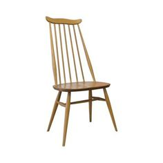 Windsor Goldsmith Chair by Ercol. #windsorchair #chair #diningchair