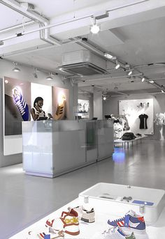 Olympic Archive | Bibliothèque Design #interior #design #exhibition