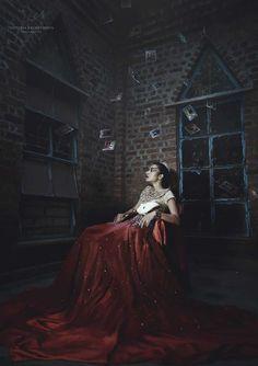 Unfreedom: Fine Art Portrait Photography by Victoria Krundysheva