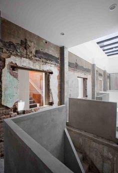 Dezeen » Blog Archive » The Waterhouse at South Bund by NHDRO #interior #vinta #design #waterhouse #architecture