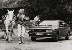 Аudi UR Quattro 1979 #audi #saudi #quattro