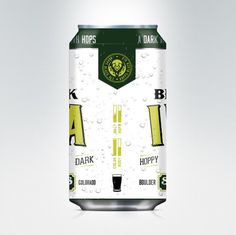 Sanitas Brewing Co. Cans #beer #packaging #design #craft #can