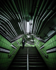 Stunning Urban and Architecture Photography by Jeroen van Dam
