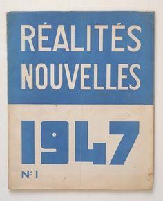 Réalités Nouvelles n° 1   Flickr - Photo Sharing!