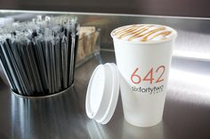 642 Cafe on the Behance Network #coffee #cafe