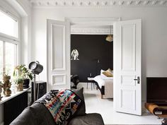 Apartments in Gothenburg #interior