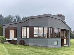 Berkshire Mountain House #Architecture #Design