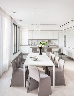 Luxury Penthouse by KNOF Design