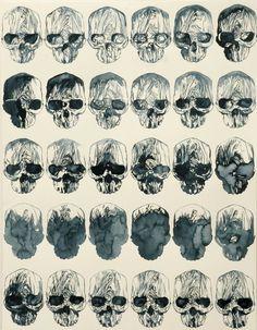 Serpentine #skulls