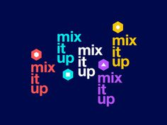 Mix it up // Branding