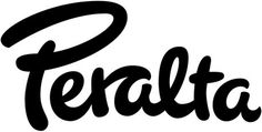 Peralta by Laura Meseguer #typography #lettering #logo #type #type #logo #mark #brand #script
