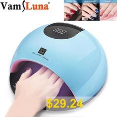 80W #UV #Nail #Lamp #Sun5 #36PCS #Leds #Nail #Dryer #Faster #Nail #Drier #with #Infrared #Auto #Sensor