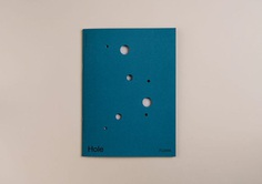 Visual identity and brochure cover by Spanish studio Folch for Fluvia, a range of adaptable lighting solutions from LED Simon