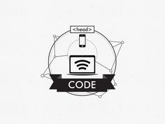 Icon Design on Behance #computer #joinerandtuft #icon #design #head #code #mobile #fabiomarangoni