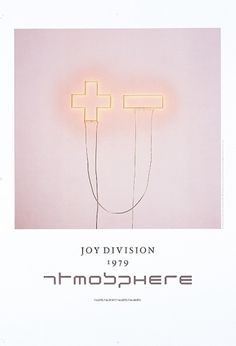 Joy Division - Atmosphere #music #joy #division #poster