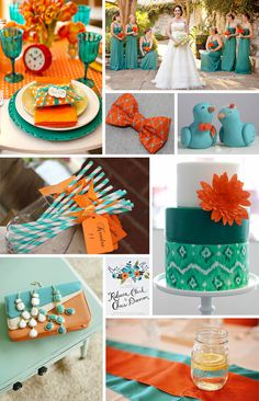 Teal #photograph #colors #party