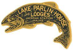 : Photo #illustration #fish #vintage #typography