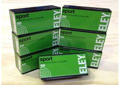 Eley sport ammo packaging