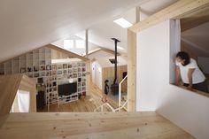 House K by Yoshichika Takagi + Associates #modern #design #minimalism #minimal #leibal #minimalist