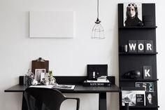 Lotta Agaton: Workspace x 3