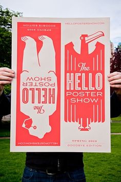 The Dye Lab / We are like cats tossing mice into the air. #alanna #red #design #bird #poster #bear #macgowan