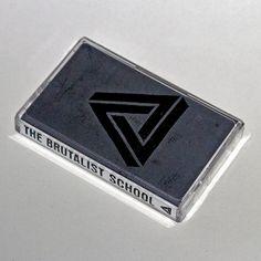 █ Max Kaplun #album #cassette #packaging #cover #artwork #triangle