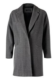 mangoOutlet Tweed coat 50? #mango coat