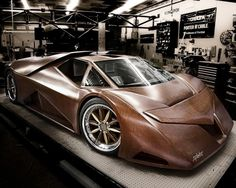 Splinter – First Wood Car | Limité Magazine - Your Online Guide To Lifestyle #splinter #wood #car