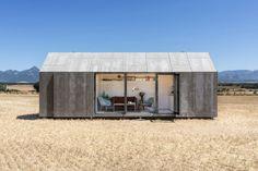 ÁPH80 — ÁBATON #interior #field #concrete #design #wood #architecture